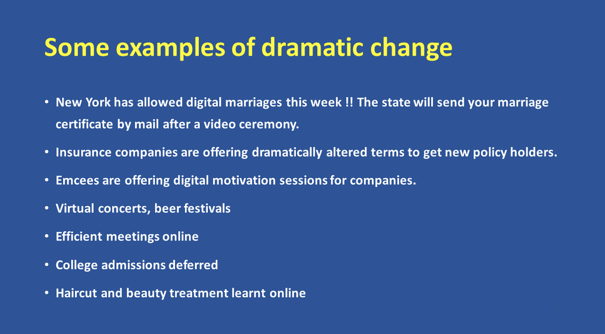 D Shivakumar's tips on brand strategy and practices for a post-covid-19 world