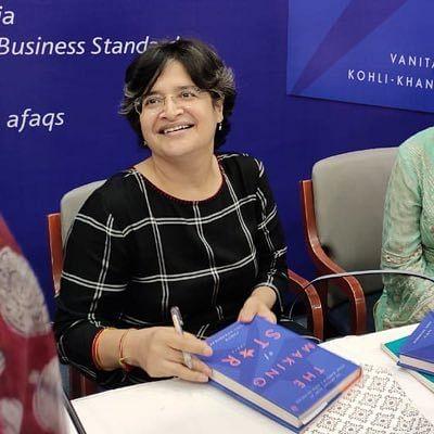 Vanita Kohli-Khandekar