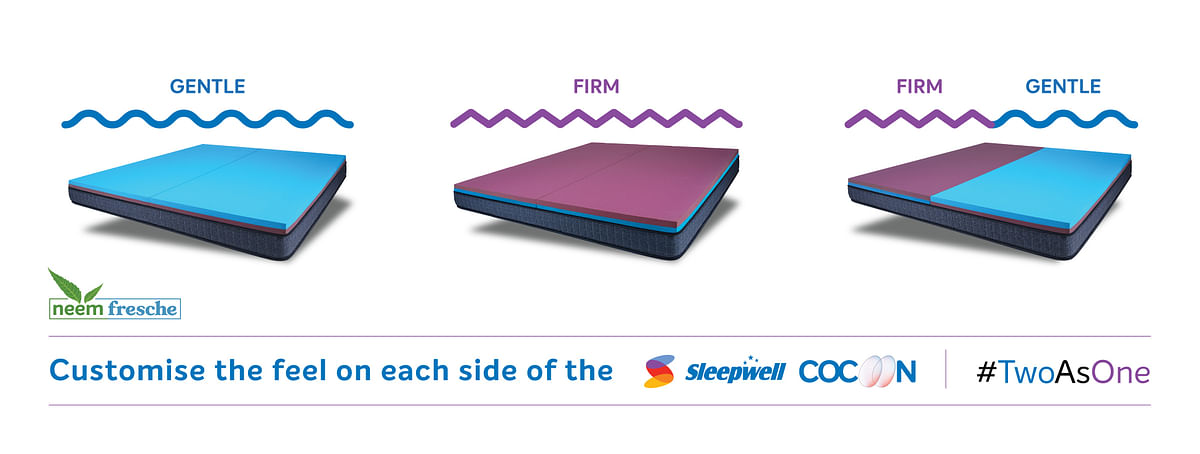 Variations of the Cocoon mattresses