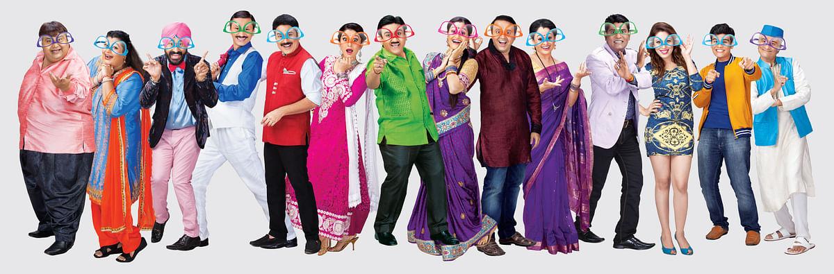 Cast of TMKOC