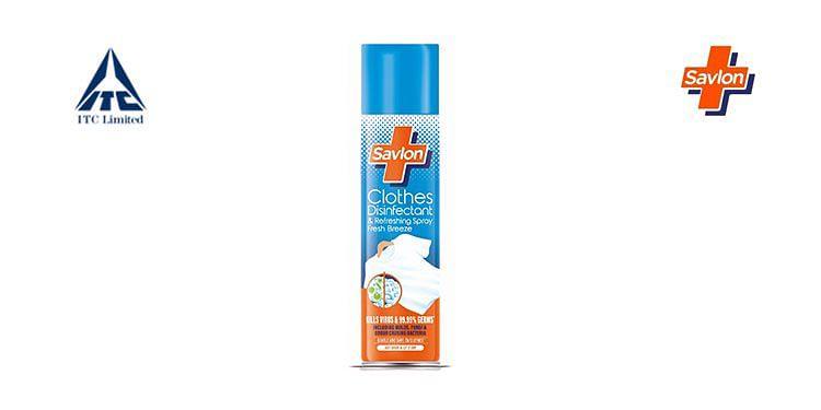 Savlon Clothes Disinfectant spray