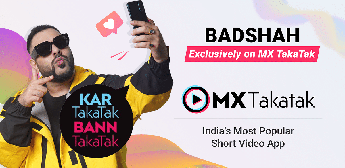 """""""There is no reason why TakaTak can't be as big as TikTok in India"""": Karan Bedi, MX Player"""