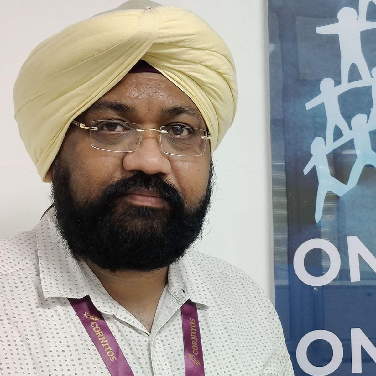 Jagjot Singh Maan