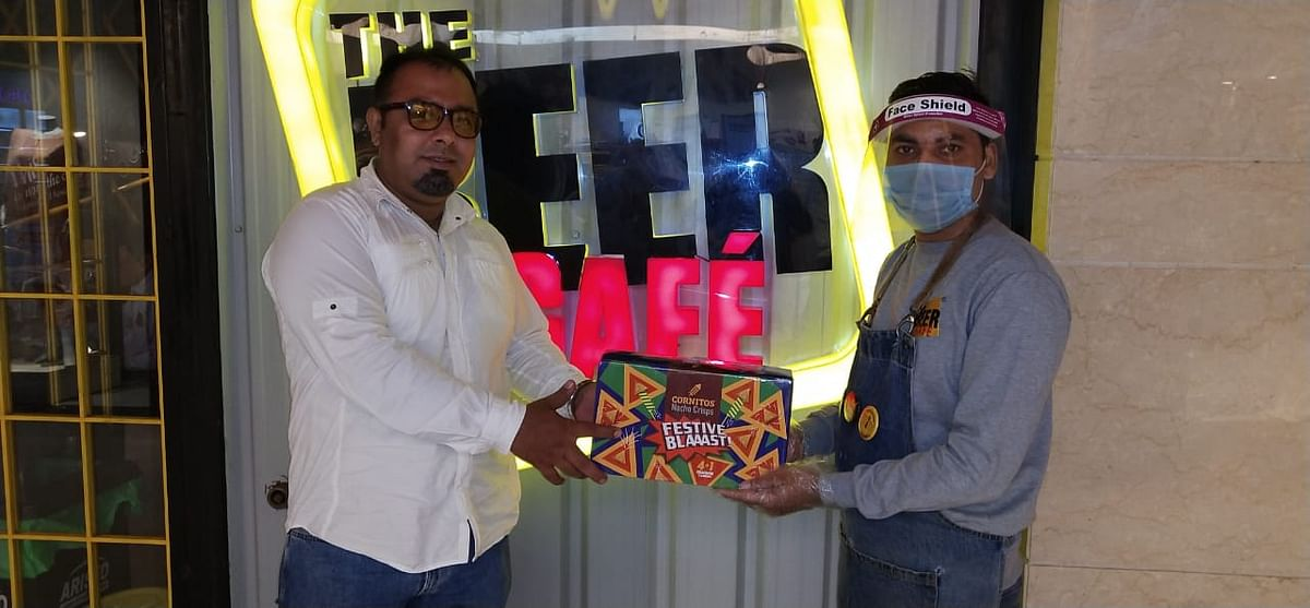 """Nachos segment grew as city workforce ferried consumption habits to native towns"": Jagjot Singh Maan, Cornitos"