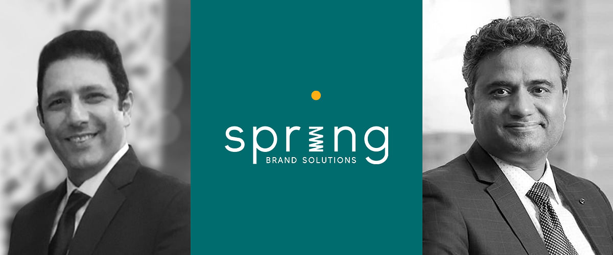 Kaizad Pardiwalla and Harshad Hardikar join hands to launch Spring Brand Solutions