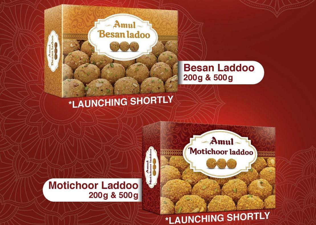 Amul Laddoo