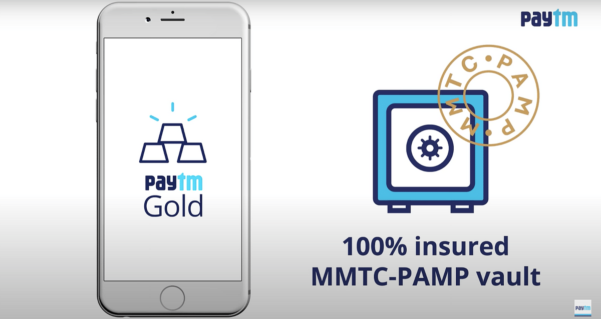 A glimpse of Paytm Gold