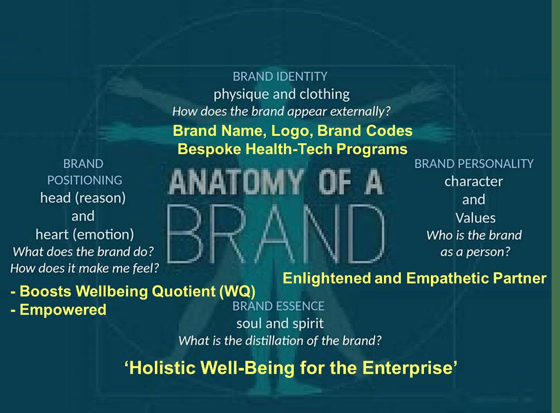Human analogy: a framework for brand anatomy