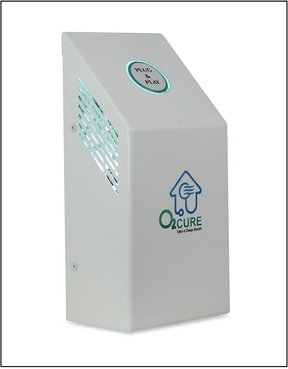 O2 Cure Plug & Play Air Purifier