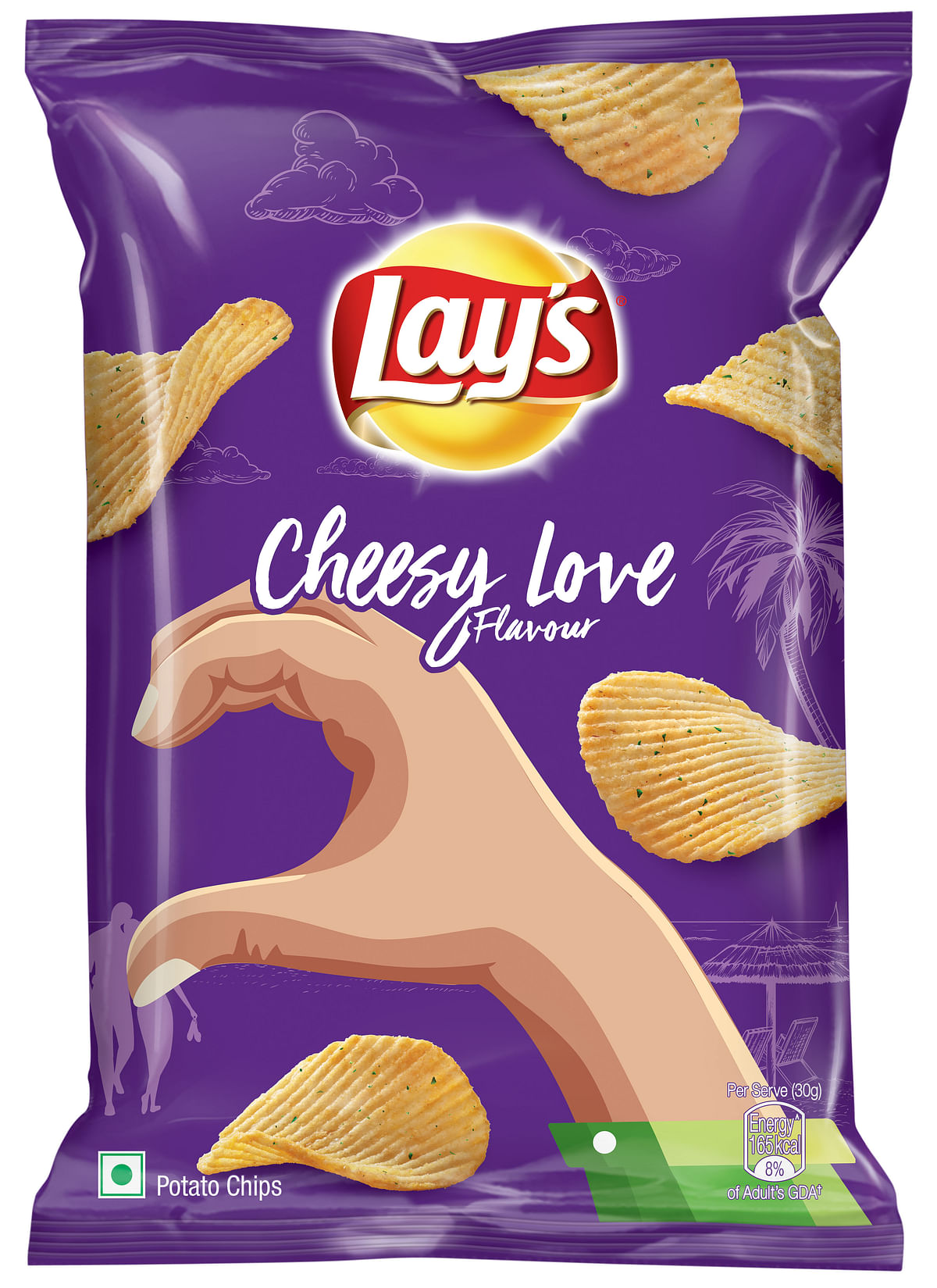 Lay's gets Ranbir and Alia together to launch two new flavours for Valentine's Day