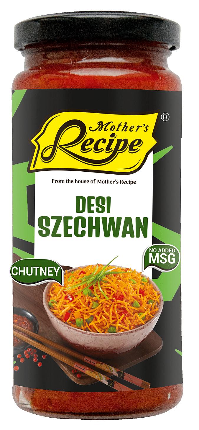 Mother's Recipe forays into chutneys segment with Desi Szechwan sauce