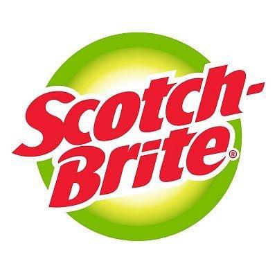 Scotch-Brite's new logo