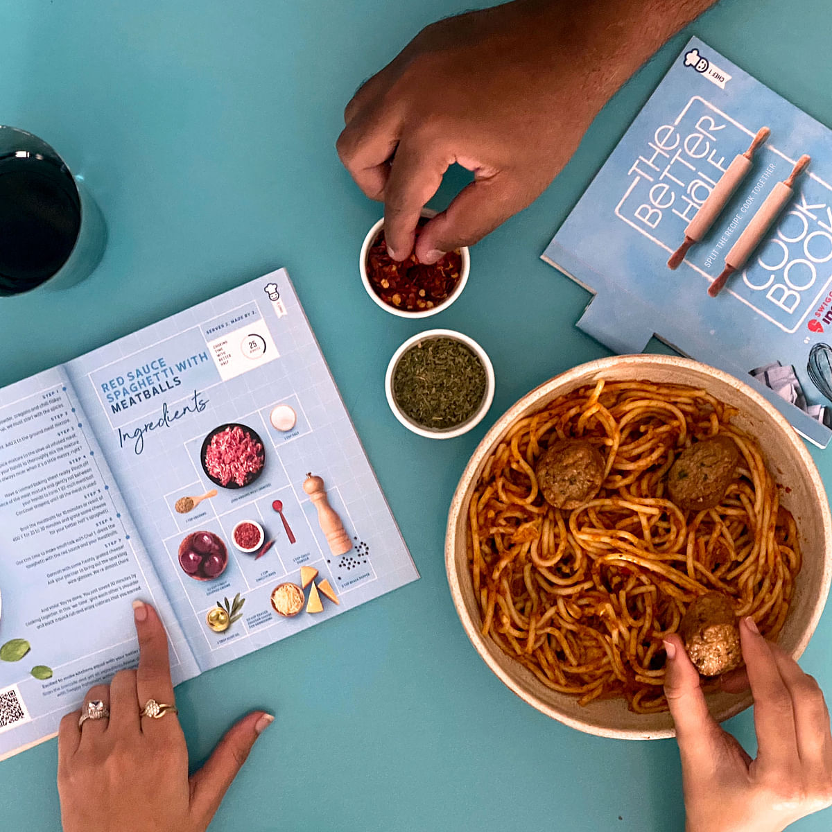 """""""It's like a different kind of 'share-the-load"""": team behind Swiggy Instamart's cookbook campaign"""