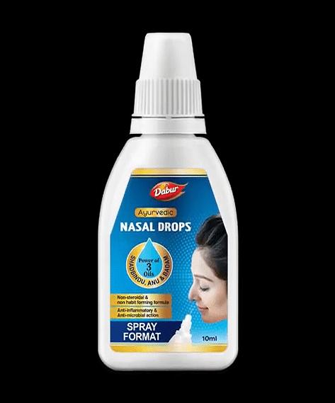 Dabur Ayurvedic Nasal Drops