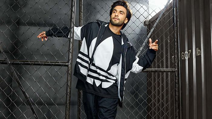 Ranveer Singh for Adidas Originals