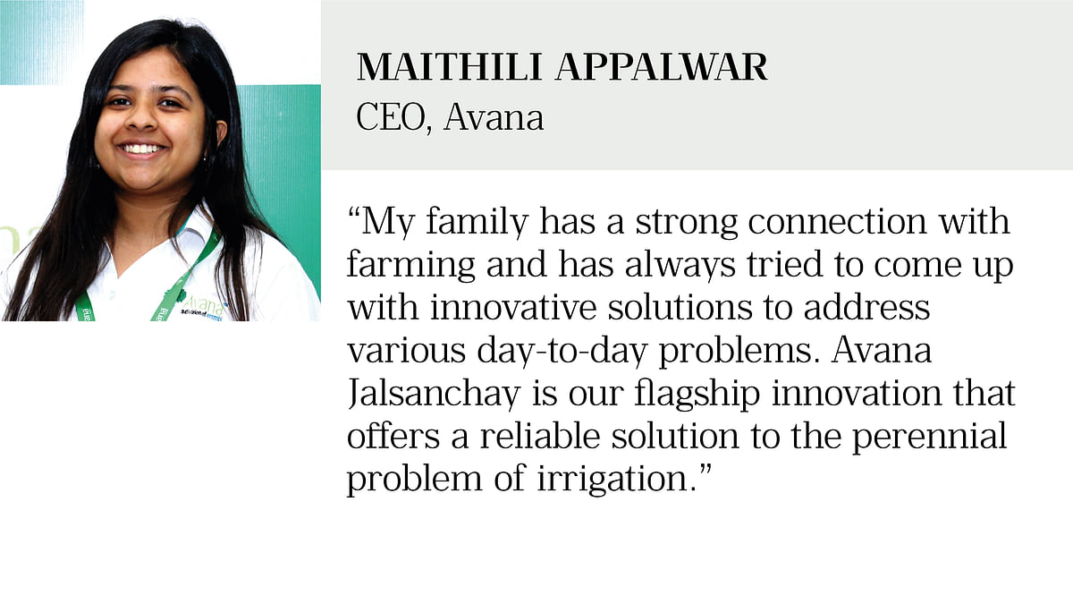Kickstarting an agricultural irrigation revolution, powered by Avana