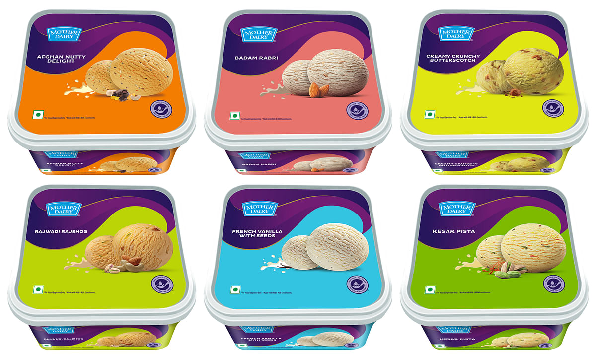 """""""Larger freezers in modern refrigerators will drive at-home consumption of ice cream"""": Sanjay Sharma, Mother Dairy"""