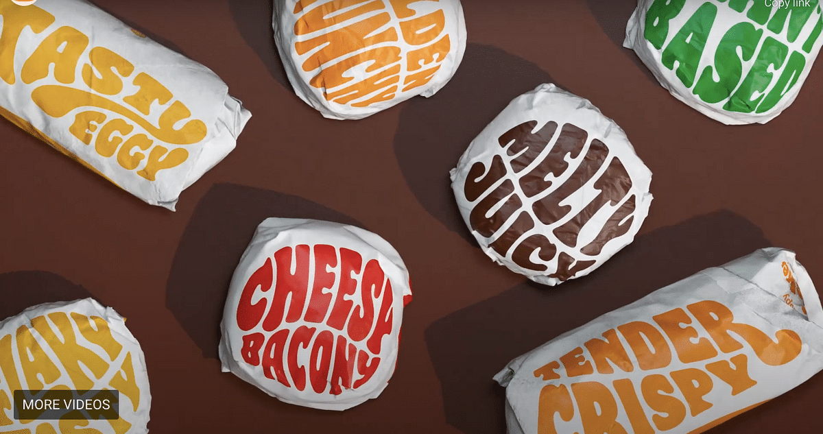 Burger King's revamped visual identity to debut in India
