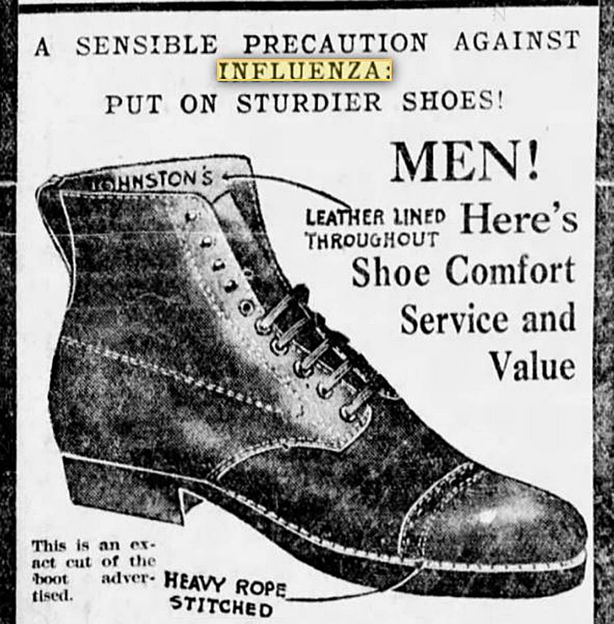 Johnston's Shoes