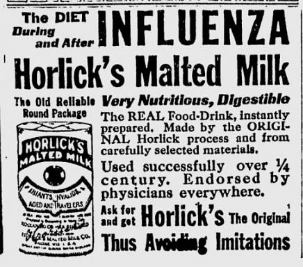 Horlick's