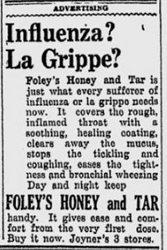 Foley's Honey