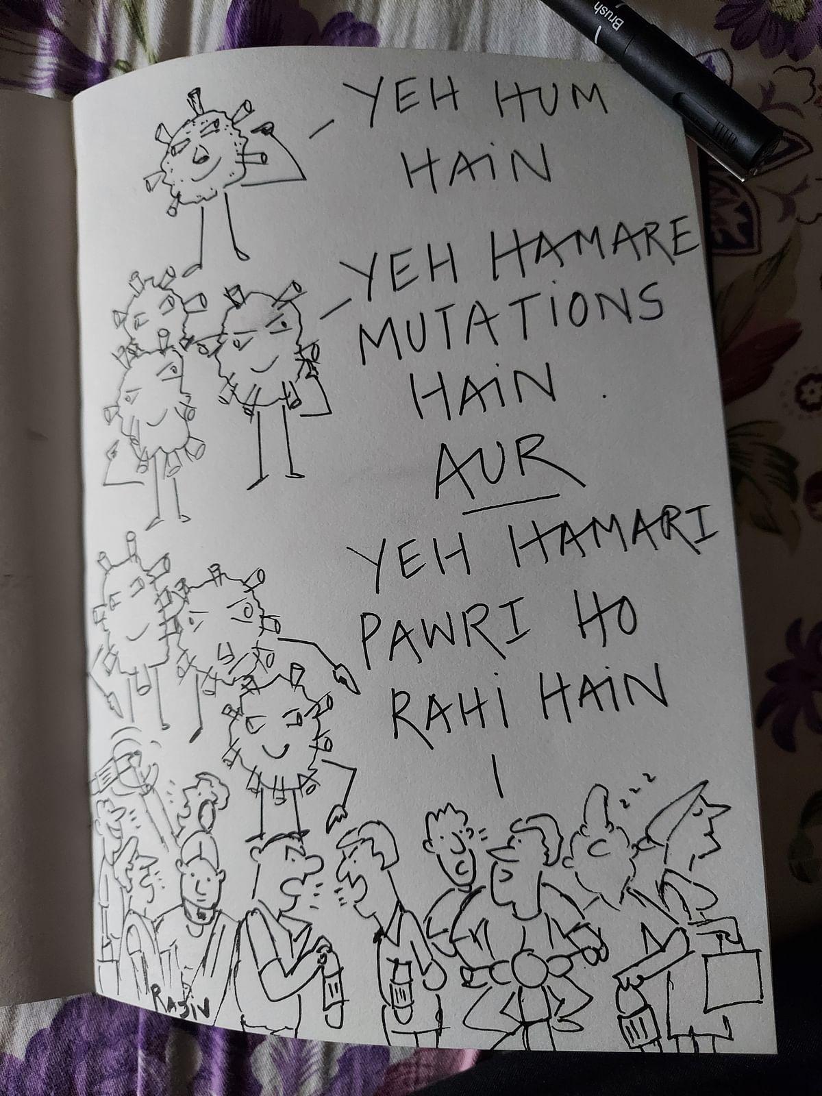 Pen, Paper & Doodle-Shoodle