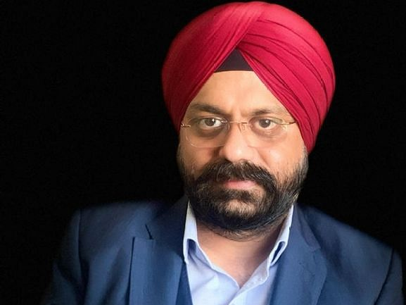 Gurminder Singh, Head-Branding, JSW Cement