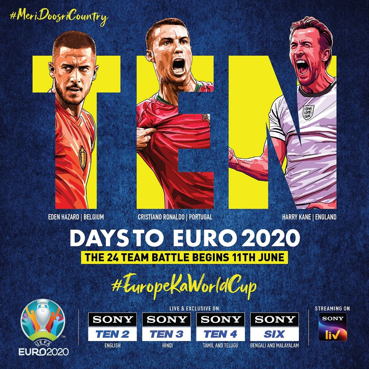 """Euro 2020, Copa America: """"Expecting 25% increase in distribution revenues"""" says Sony's Rajesh Kaul"""