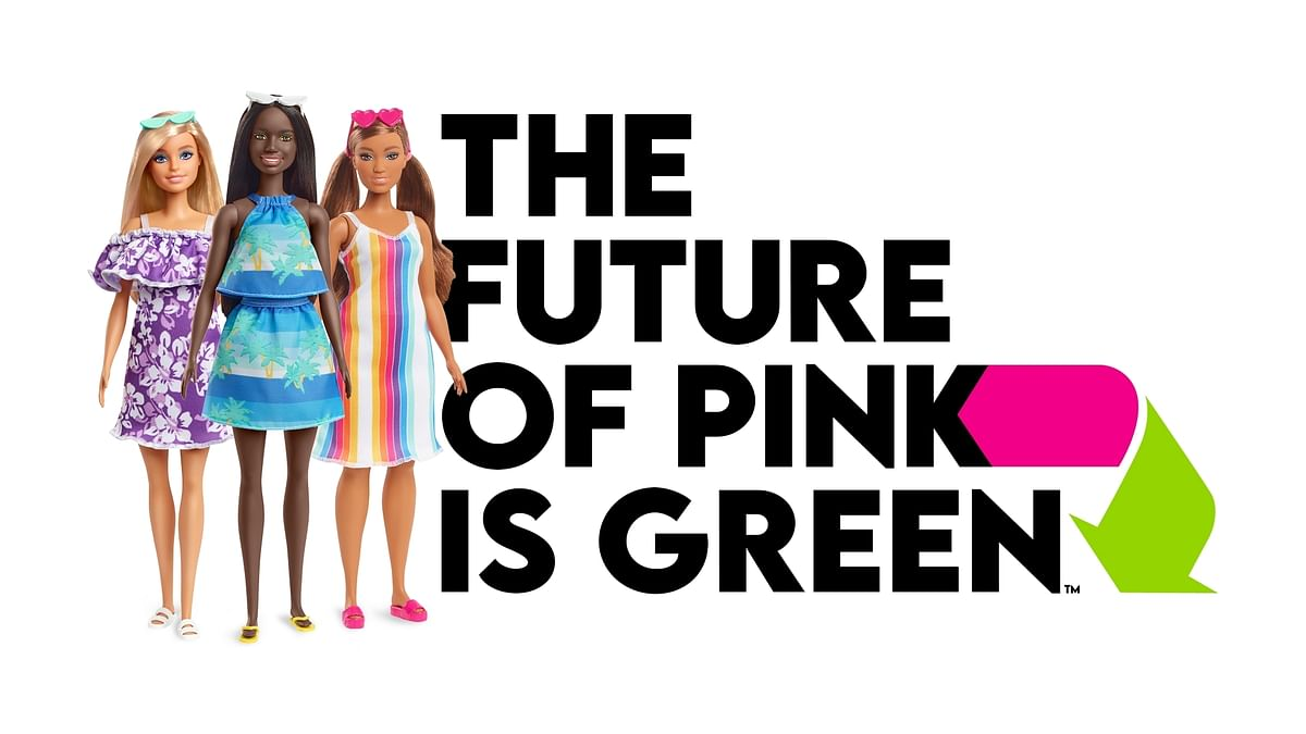 Barbie goes green: Mattel announces doll line made of recycled plastic