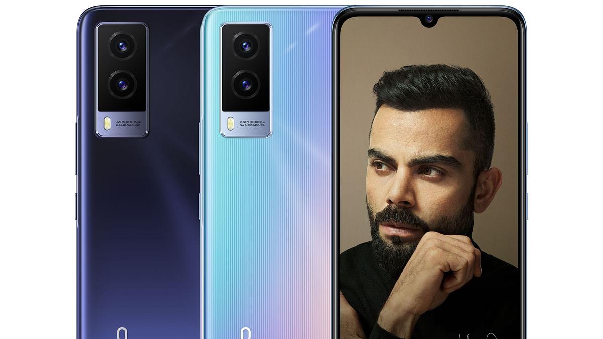 vivo launches new phone via Instagram story