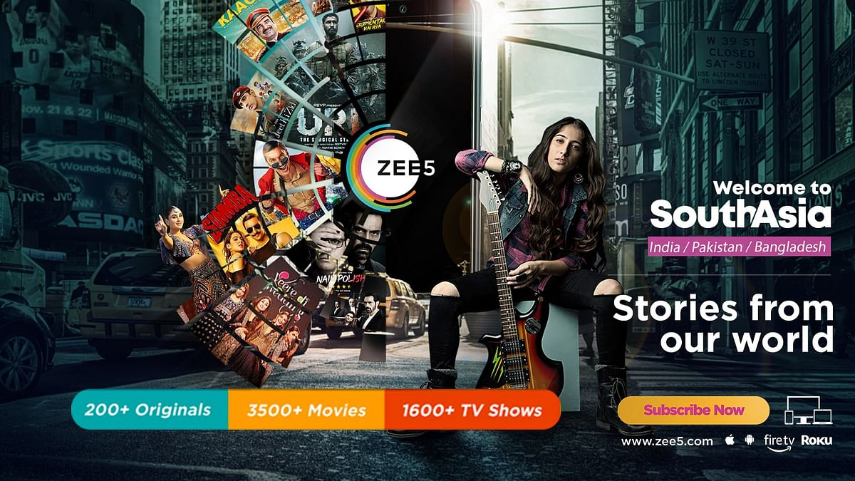 Team Zee5 foresees its second-biggest market in the US on the back of content from South Asia