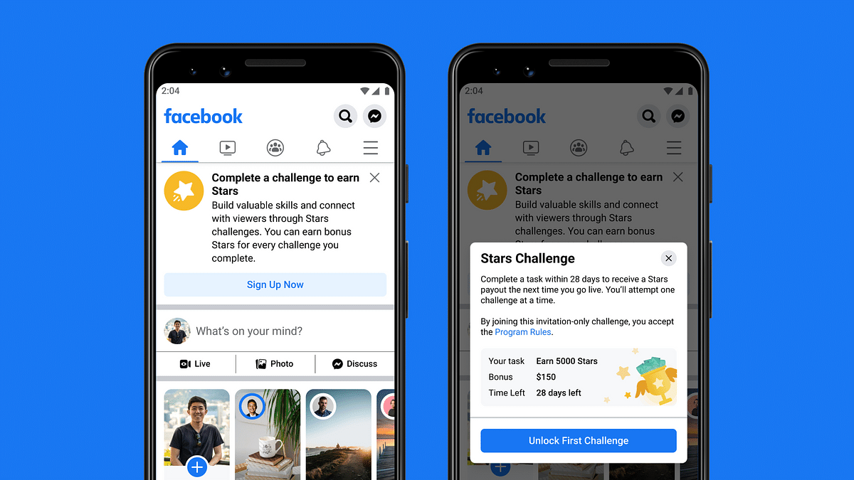Facebook dangles a carrot of $1 billion in earnings to lure creators