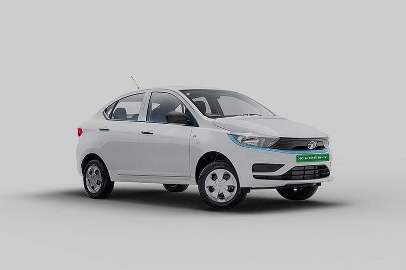 A glimpse of the Tata XPRES car