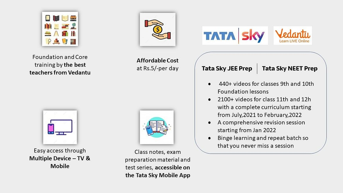 """""""More than growing ARPU, our immediate focus is building subscriber base"""": Pallavi Puri, Tata Sky, on partnership with Vedantu"""
