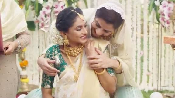 Tanishq's Rakhi spot celebrates the bond between sisters-in-law