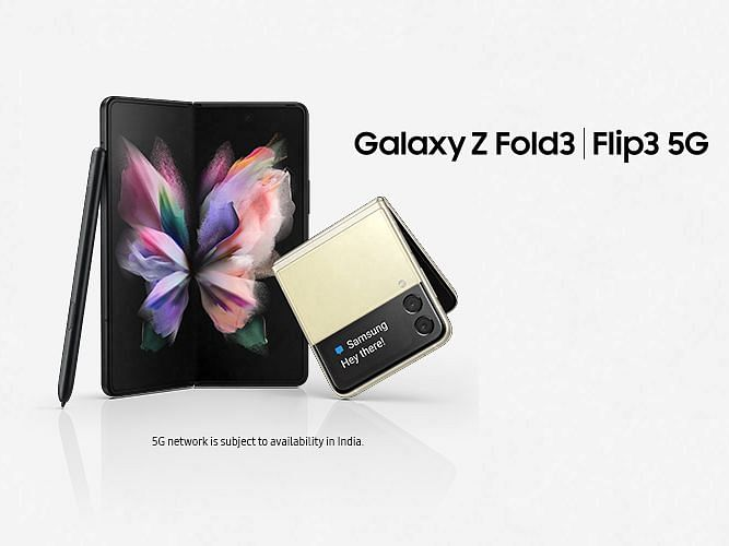 Samsung banks on the design of Galaxy Z Fold3 and Flip3 as it looks to balance productivity with style