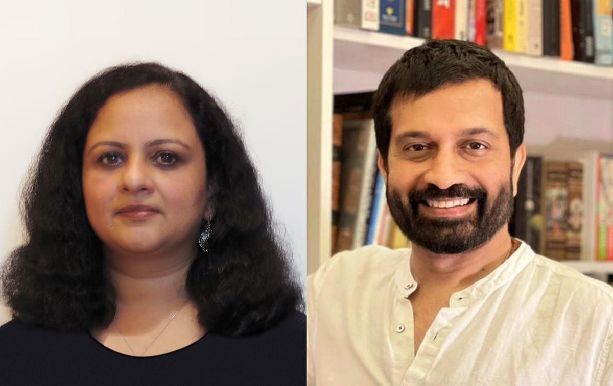 Shalini Sinha and Sajan Raj Kurup