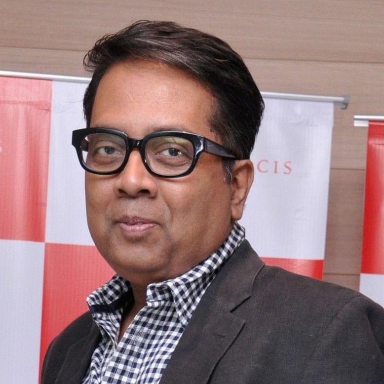 Partha P Sinha, president – response, The Times Group