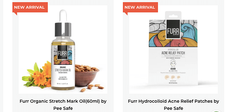 PeeSafe expands FURR female grooming brand with new products