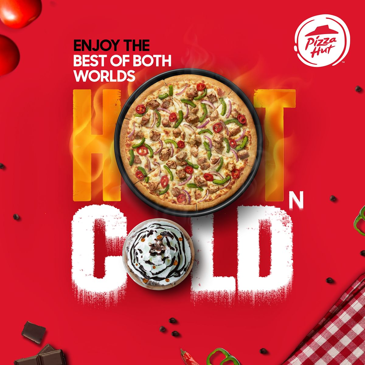 Pizza Hut to collaborate with Kwality Wall's