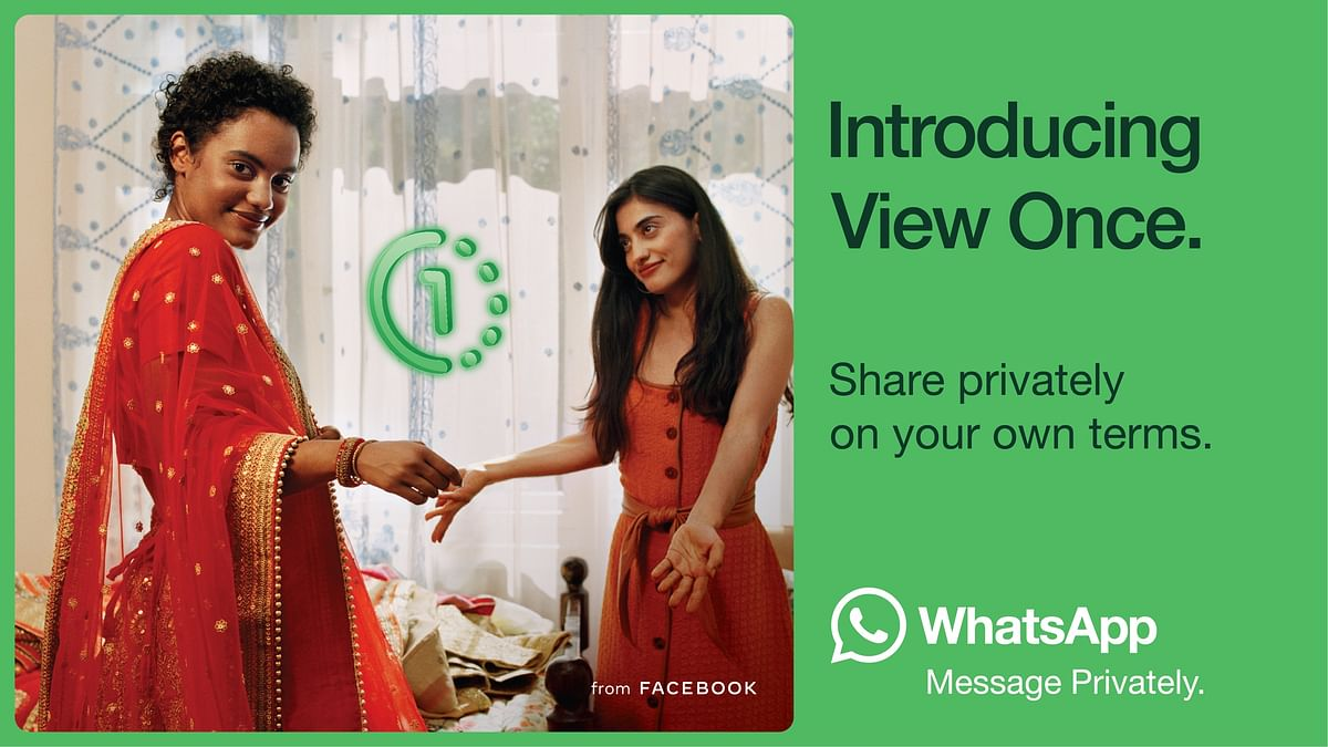 WhatsApp does a Snap; new feature makes photos and videos disappear once opened