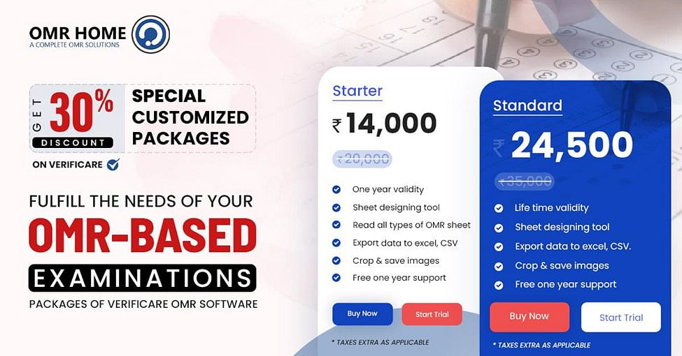 OMR Home proves to be a Beneficial Alternative for upcoming CBSE Board Examinations (OMR-Based)
