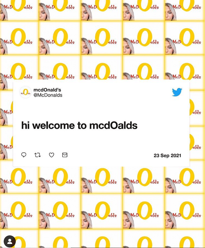 McDonald's replaces its iconic golden arches with a new logo