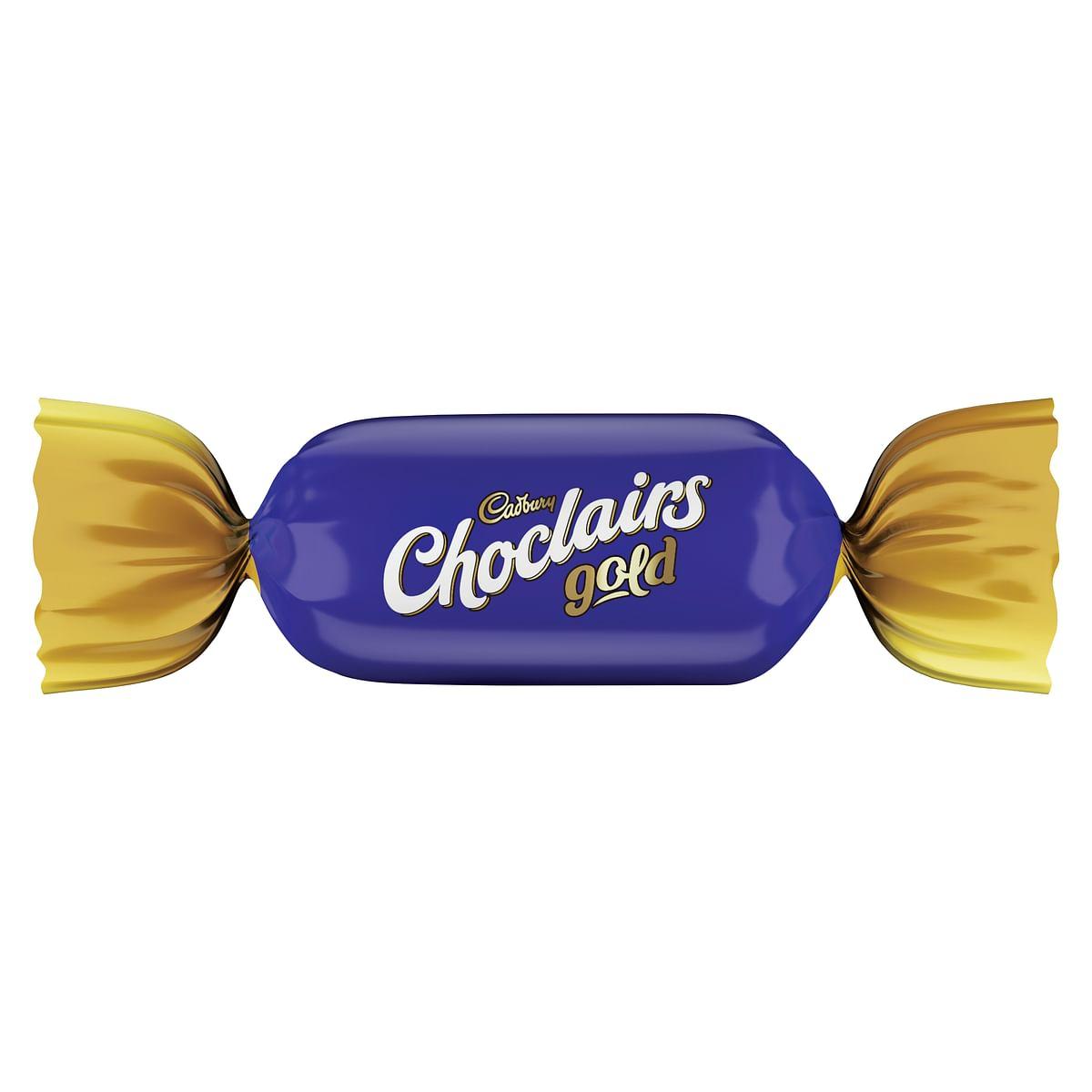 Cadbury Chocclairs new packaging