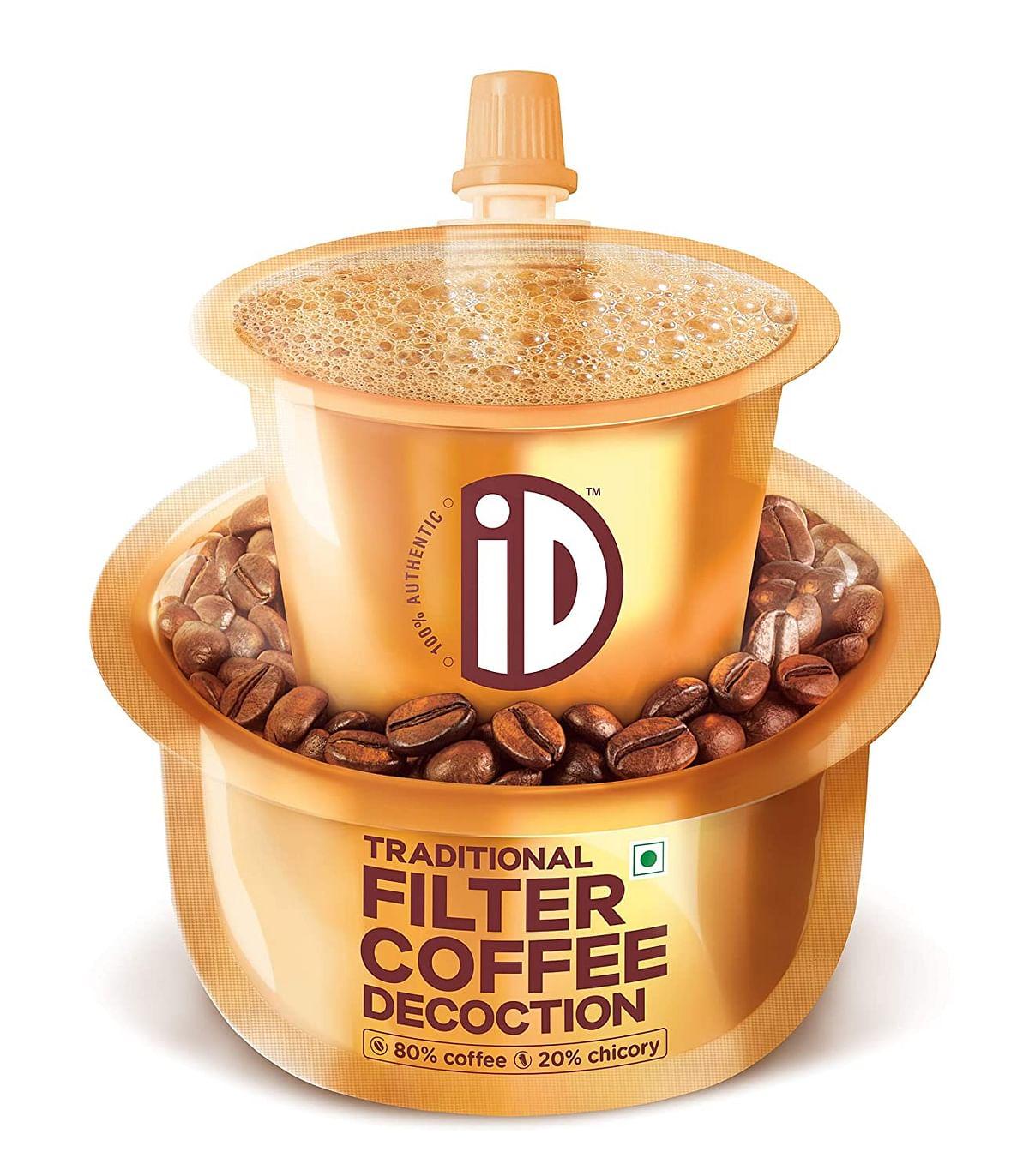 iD Instant Filter Coffee Liquid