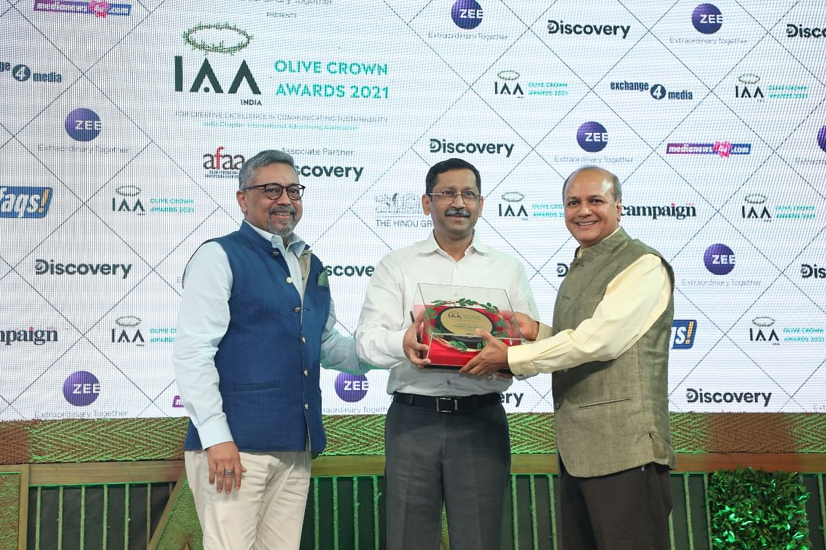 'Green NGO of the Year'-Gold won by Project Mumbai for The Mumbai Plastic Recyclothon