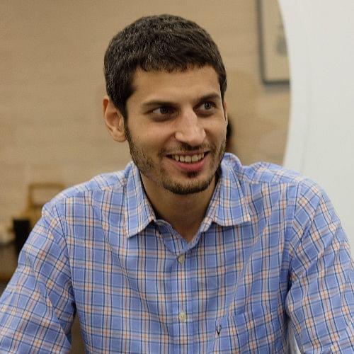 Matt Chitharanjan, co-founder, Blue Tokai