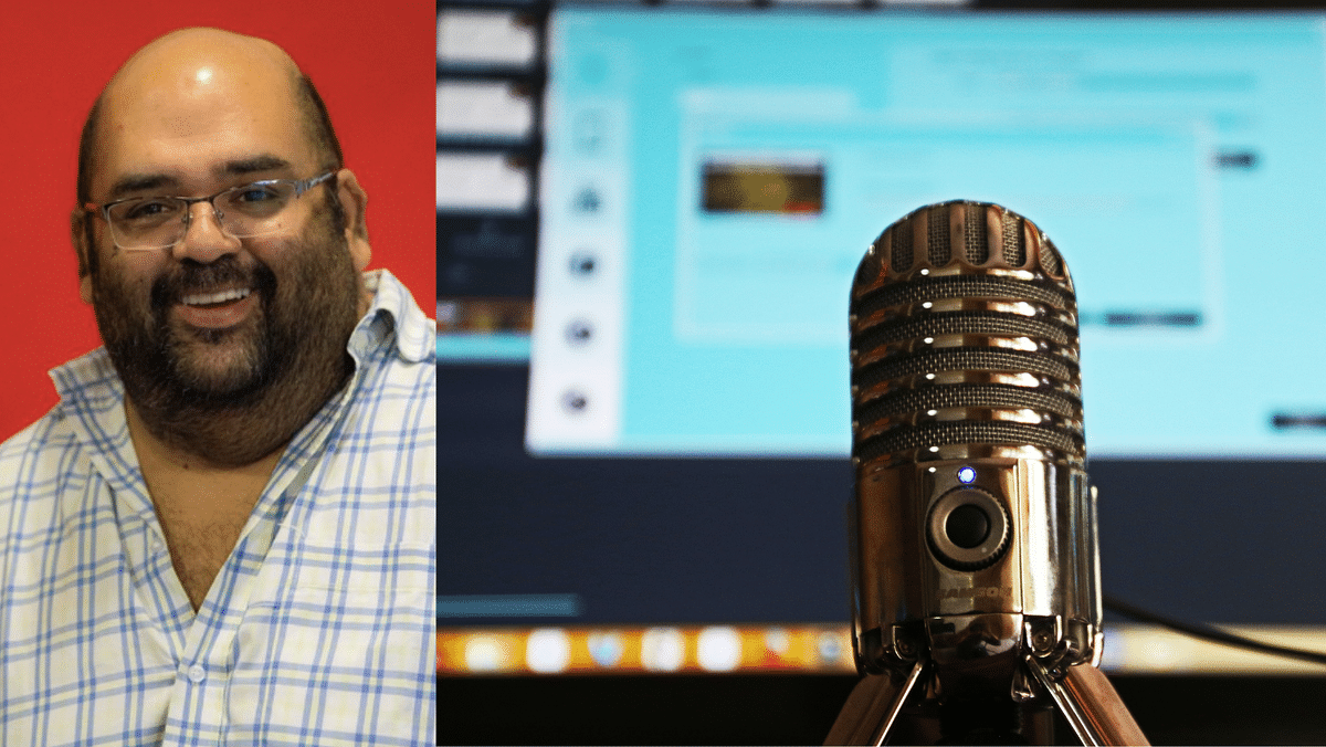 Amit Doshi of IVM Podcasts