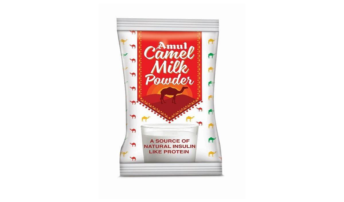 Amul launches long shelf life camel milk