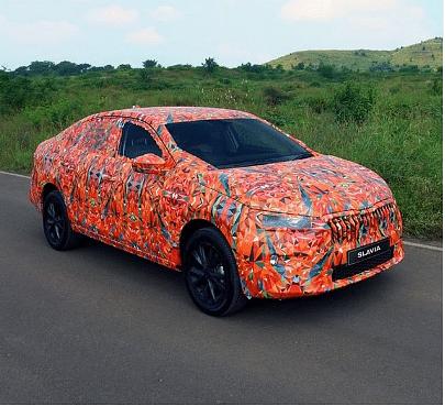 Škoda's new car 'Slavia' announced through a film celebrating close ties between Indian and Slavic cultures